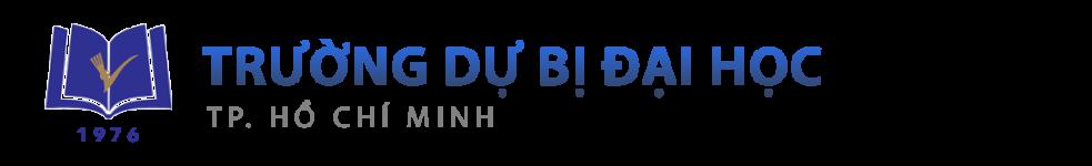 Logo of Trang hỗ trợ học tập Trường DBDH TP.HCM